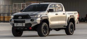 Toyota Hilux Mako, la pick-up más extrema de la marca, no llegará a Europa