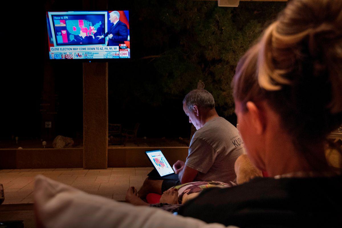 ¿Por qué sorprende la ventaja de Joe Biden en Arizona?; hispanos son clave en la contienda