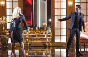 'Tu Cara Me Suena': Angélica Vale brilla caracterizada y cantando como Christina Aguilera