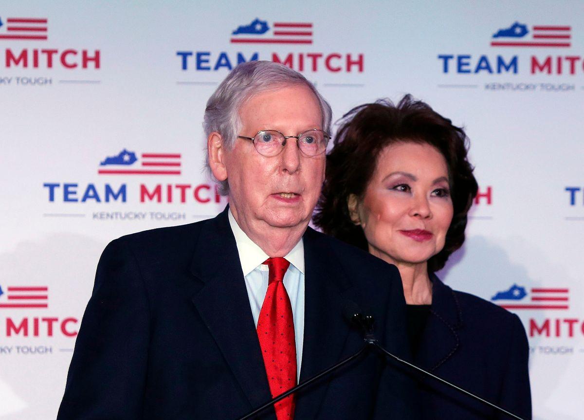 Mitch McConnell ahora dice que se podría aprobar nuevo paquete de estímulo en lo que resta de año…tras prevalecer en las elecciones