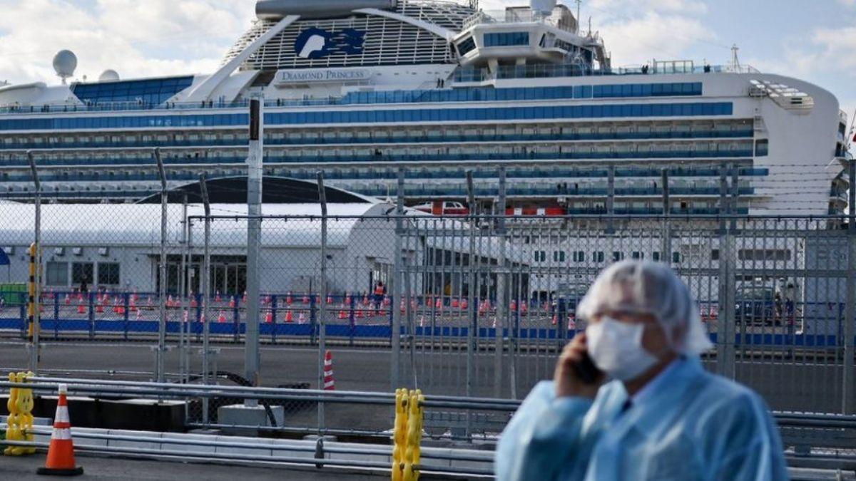 Primer crucero que volvió a zarpar en el Caribe ya reportó casos de coronavirus