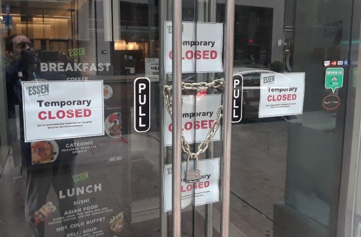 Contralor demanda a alcaldía de Nueva York por no entregar reportes sobre manejo del coronavirus