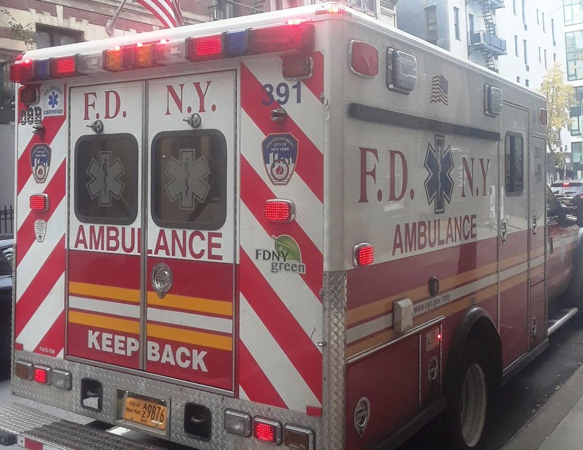 Dos latinos murieron en accidentes viales con horas de diferencia en Nueva York