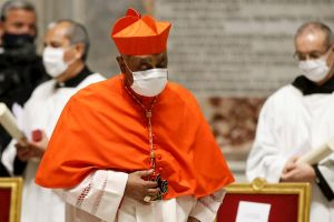 Wilton Gregory se consagró como el primer cardenal afroamericano en la historia católica
