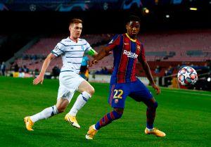 Dolorosa baja para el Barcelona: Ansu Fati fue operado de la rodilla y estará fuera 4 meses