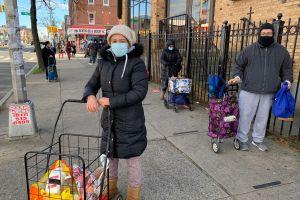 El hambre alcanza niveles nunca vistos en la ciudad de Nueva York