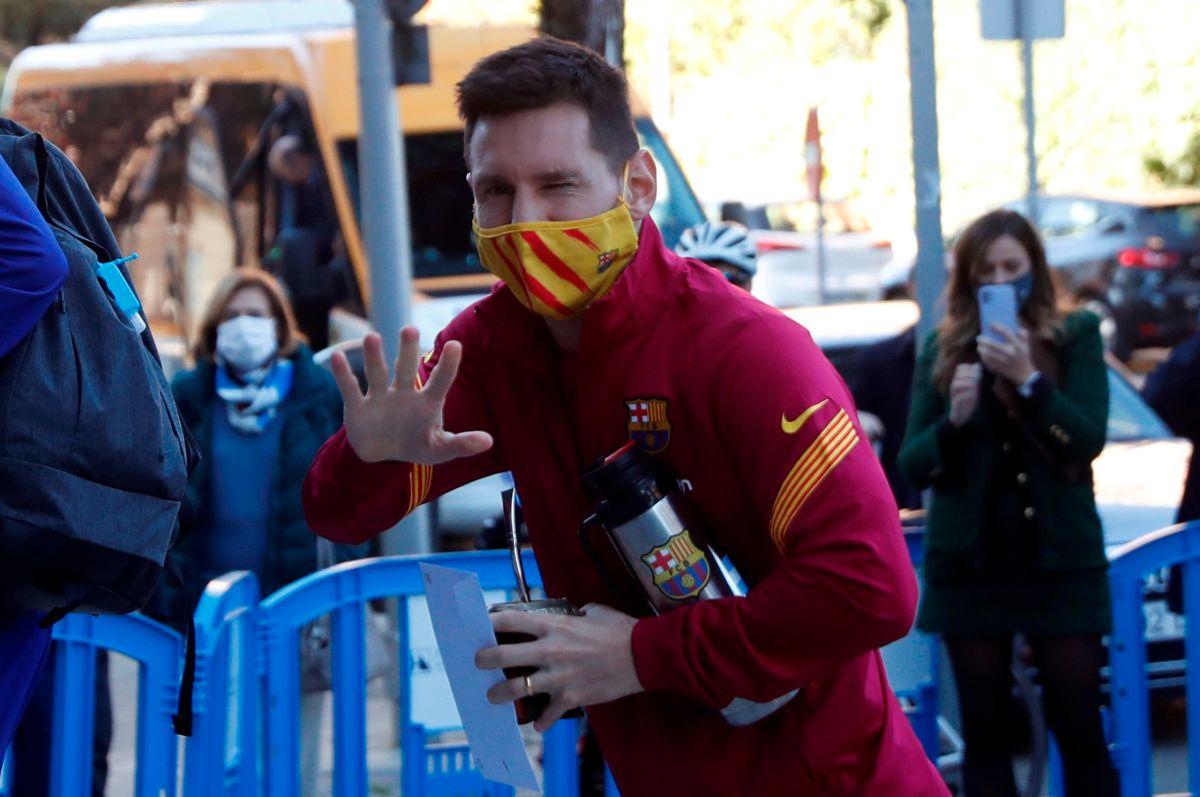 Dolorosas ausencias: Barcelona sin Messi, Piqué, Fati, De Jong y más en Champions League