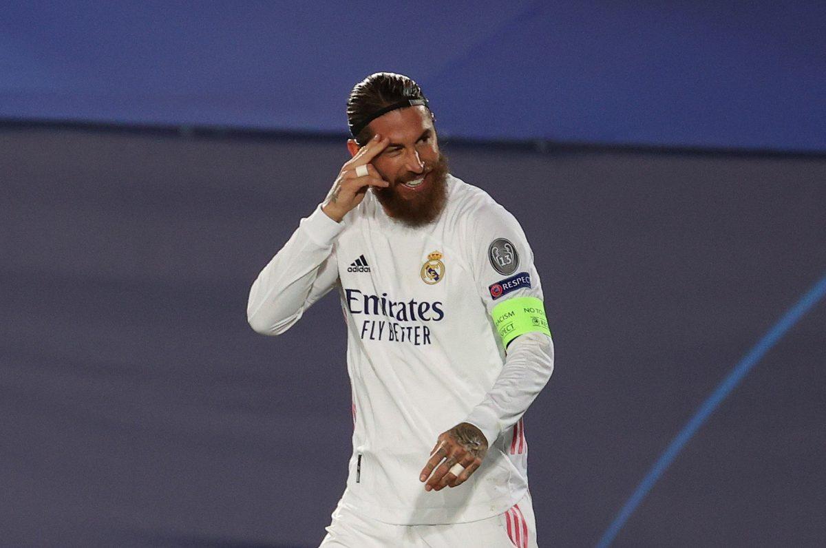 Video: Las lágrimas de Sergio Ramos a los 10 segundos de empezar a despedirse del Real Madrid