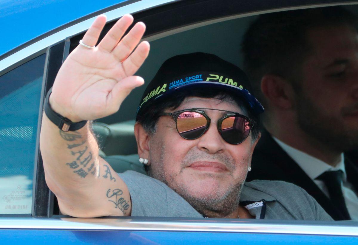Revelan lo que se encontró en la habitación donde murió Diego Armando Maradona