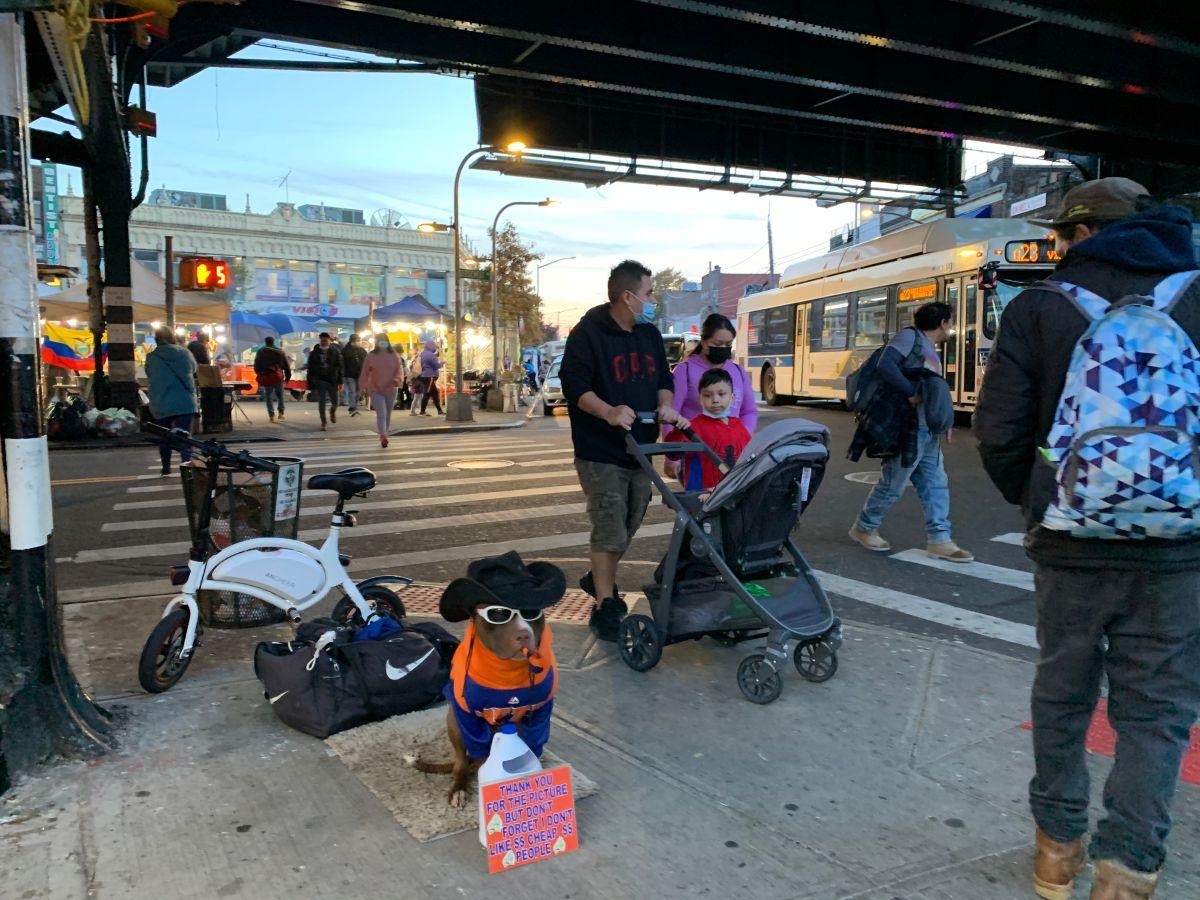 Residentes de Queens piden que nuevo presidente del condado ayude a aliviar crisis que aumentó tras el COVID