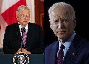 Biden y AMLO hablarán sobre inmigración, COVID-19, cárteles y tráfico de armas en primera reunión bilateral