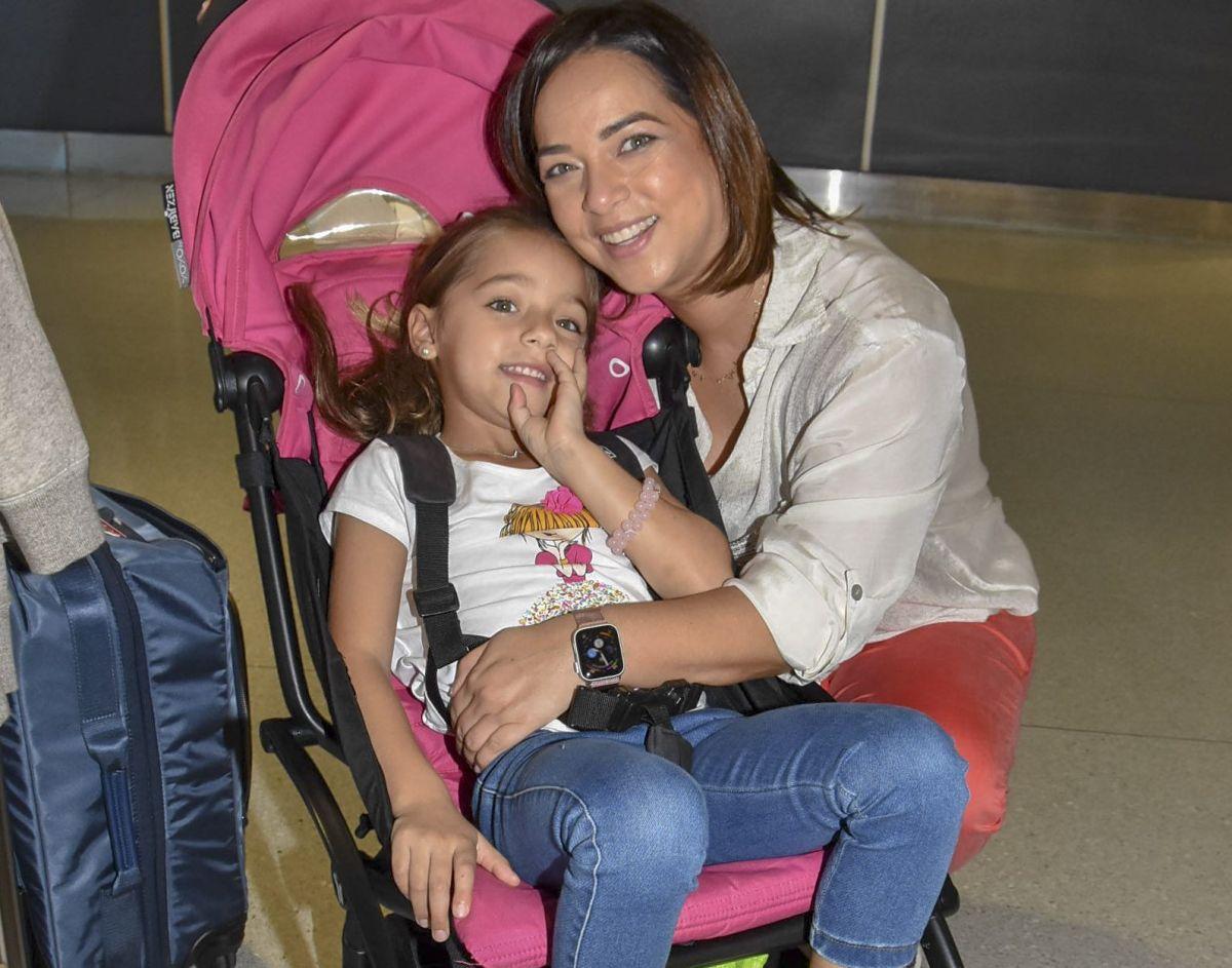 Adamari López confiesa qué le pasó de pequeña con una bicicleta