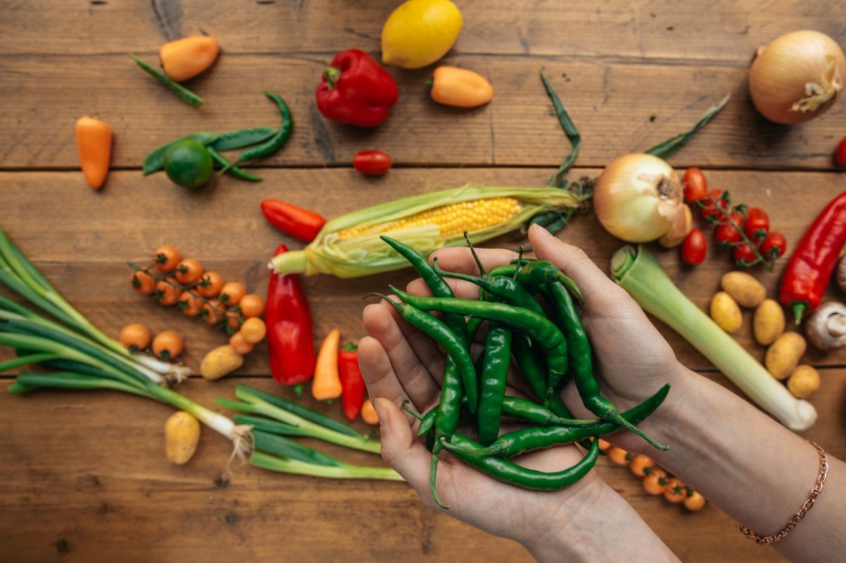 Why Eating Chili Peppers Can Help You Live Longer