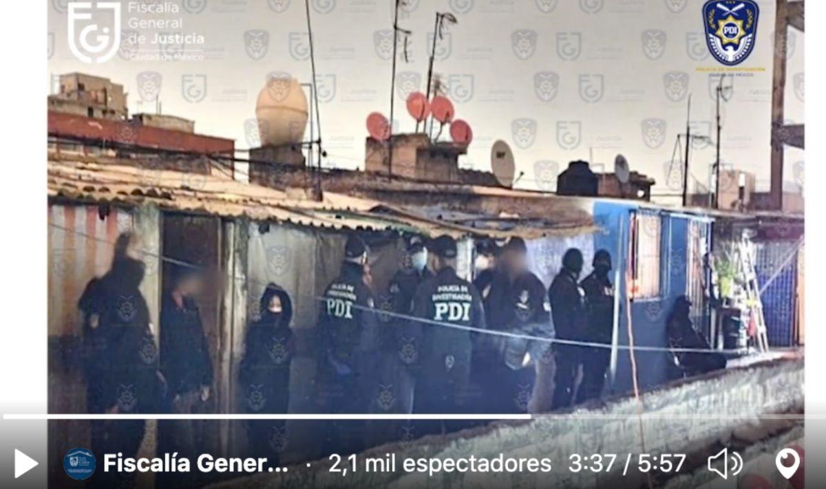 """FOTOS: Así luce """"La Oficina"""" lugar donde torturaron y descuartizaron a 2 niños"""