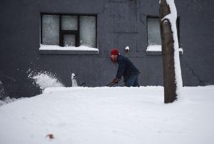 Tormenta con nevadas, lluvia y rayos golpeará el este de los Estados Unidos de norte a sur