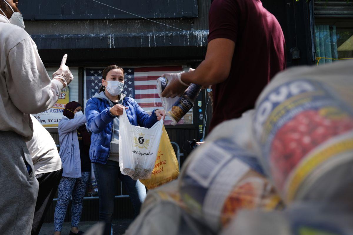 Más de 26 millones de estadounidenses no tienen lo suficiente para comer en la víspera del Día de Acción de Gracias