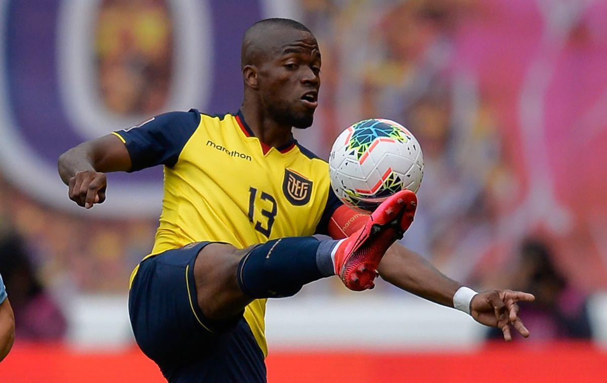 Enner Valencia y otros seleccionados de Ecuador dan positivo a COVID-19 y no jugarán contra Colombia