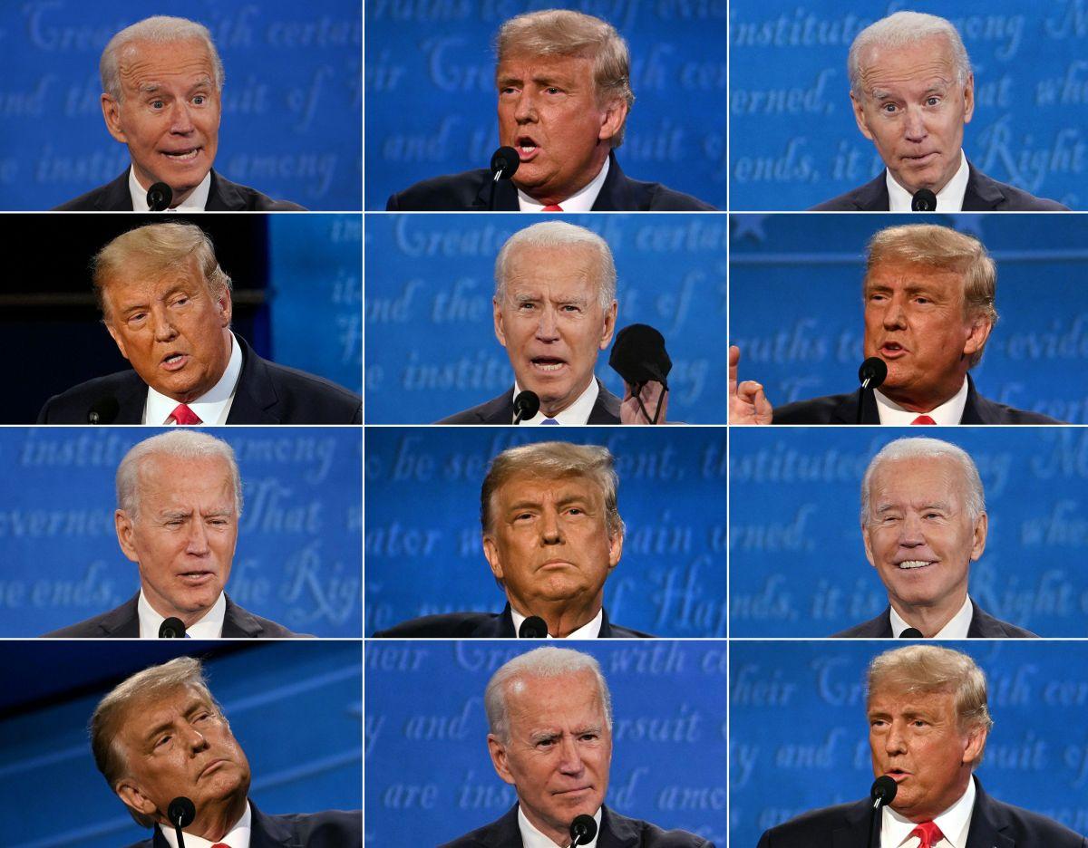 Trump y Biden llegan a la elección en medio de incertidumbre