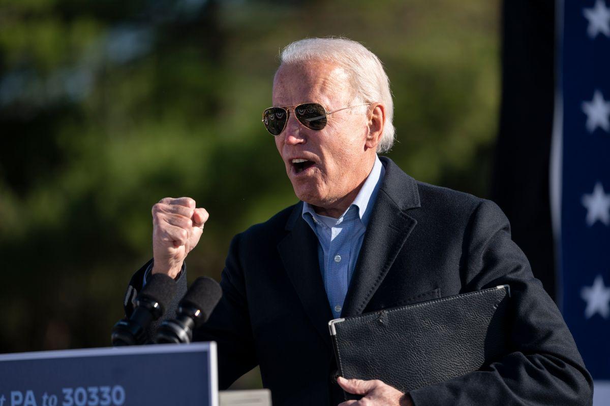 Encuesta revela que las 'Karen' apoyan a Joe Biden