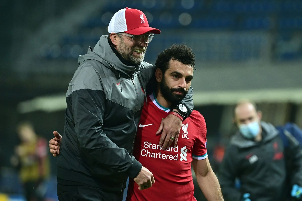 Jurgen Klopp justifies Mohamed Salah after contracting COVID-19 after attending a party