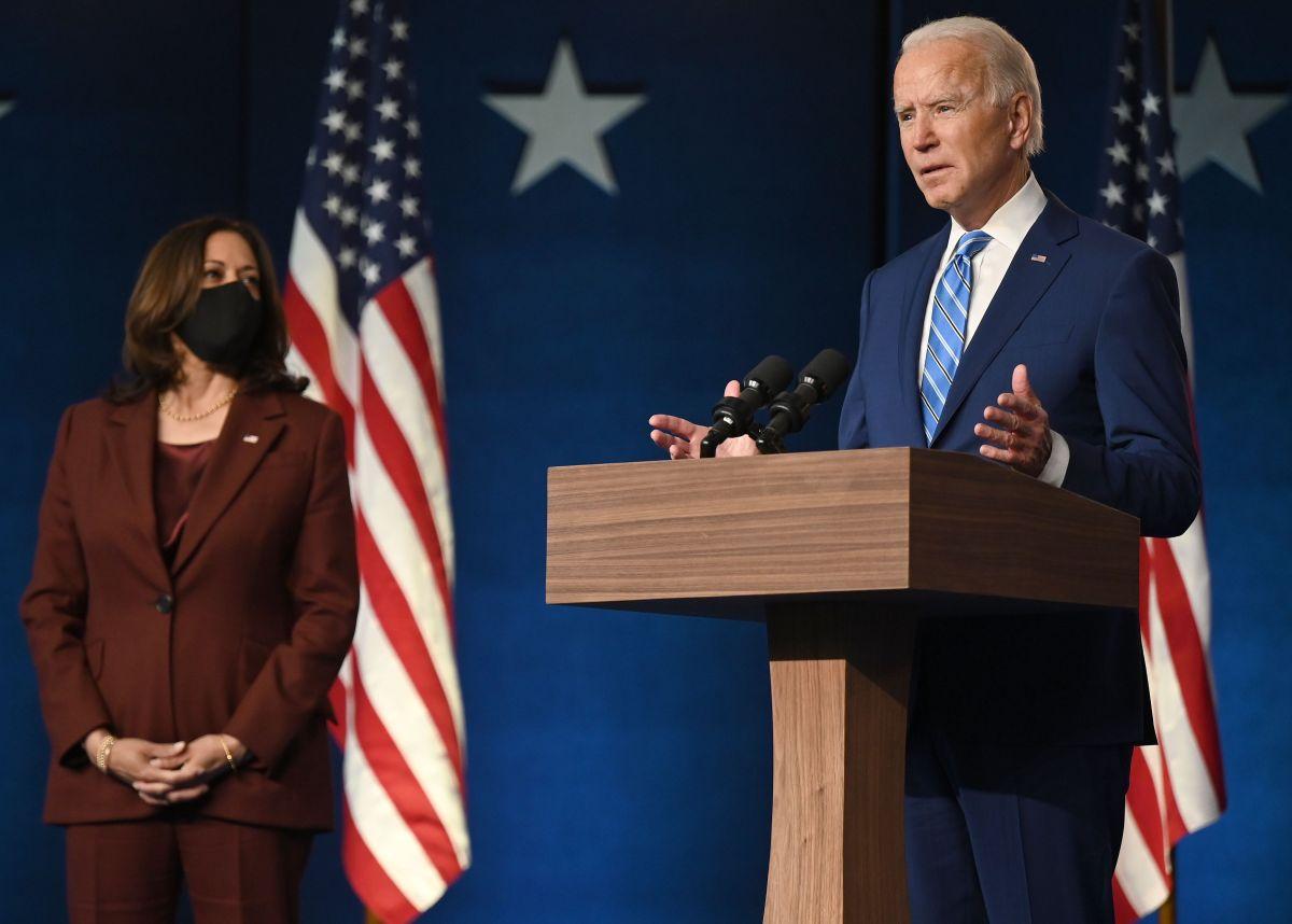 Biden avanza para lograr los 270 votos electorales; Trump pelea tres estados