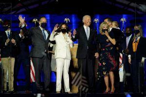 """Joe Biden: """"Ahora es el momento de sanar a América"""""""