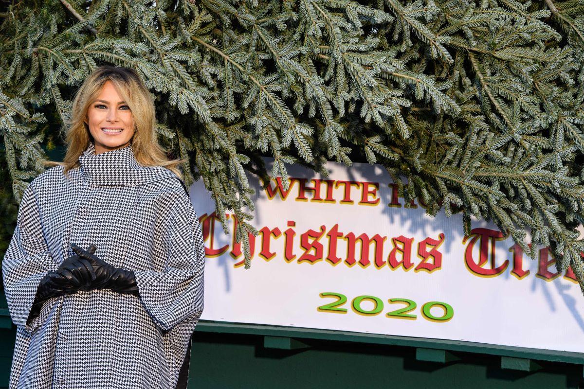 ¿Melania Trump odia la Navidad? Las duras críticas tras publicar video de adornos en la Casa Blanca