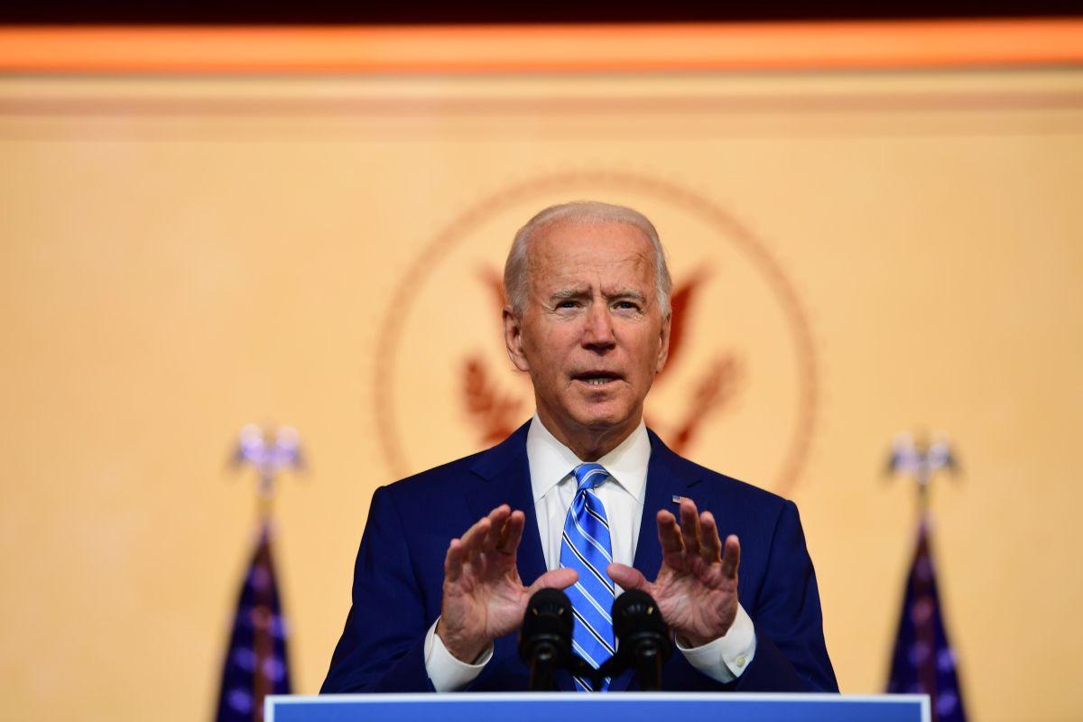 """Biden envía mensaje de Acción de Gracias: """"Debemos recordar que estamos en guerra contra un virus, no entre nosotros"""""""