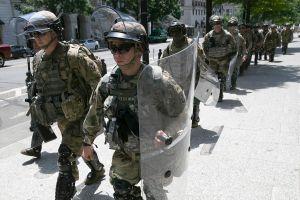 La Guardia Nacional despliega a militares en varios estados para evitar actos violentos durante elecciones