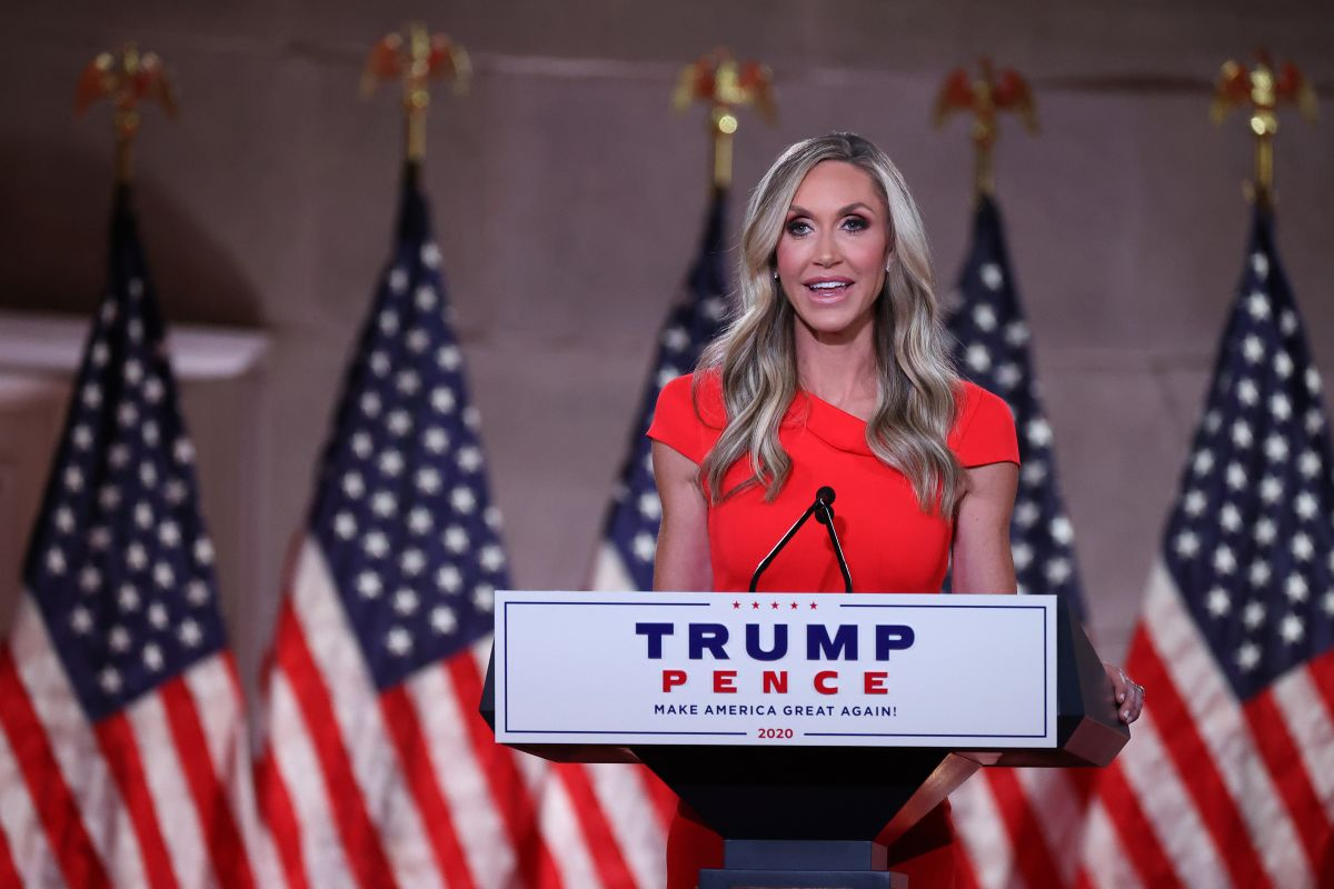 Lara Trump, daughter-in-law of the president, would run for the United States Senate