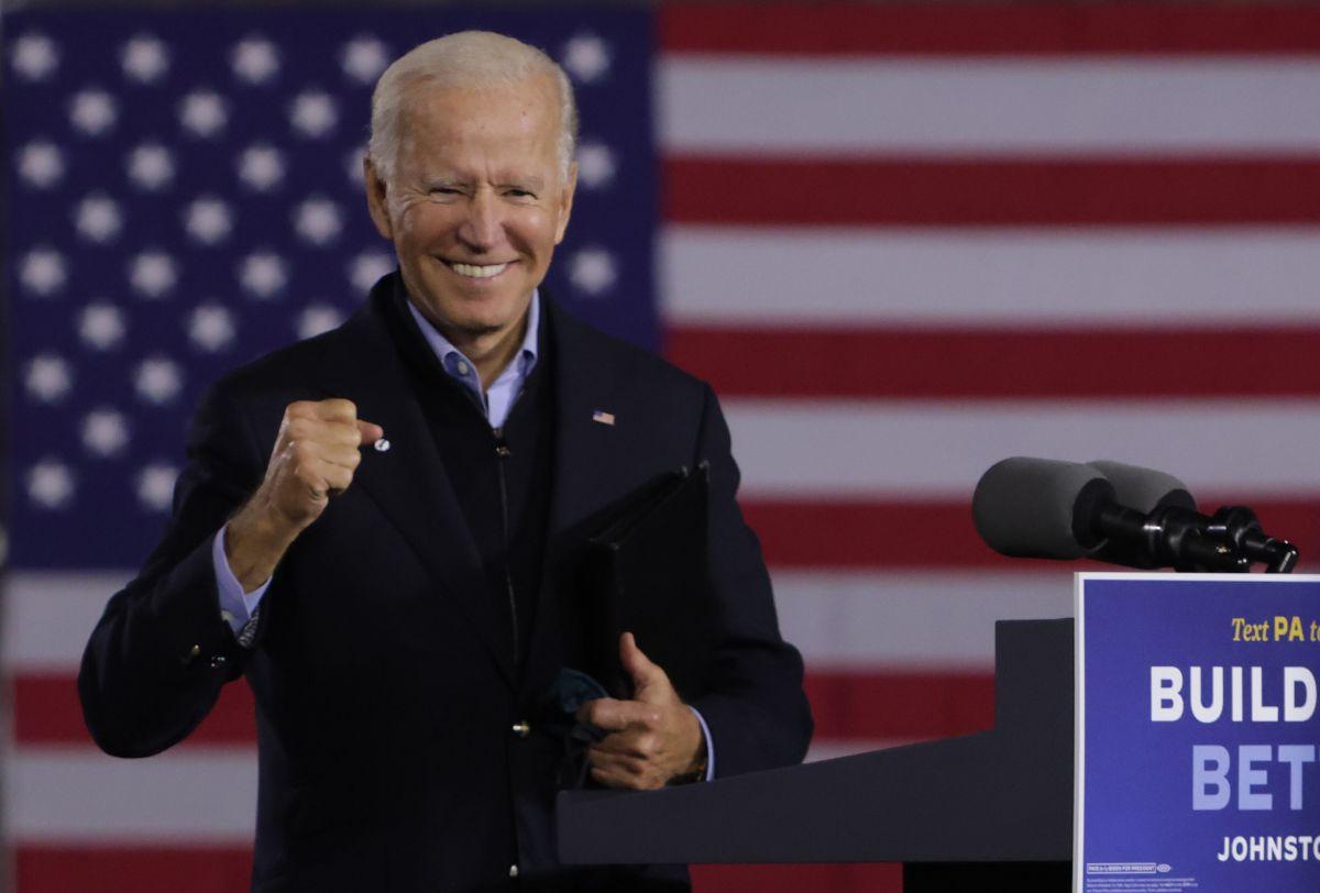 Biden gana Wisconsin; Trump exige recuento de votos