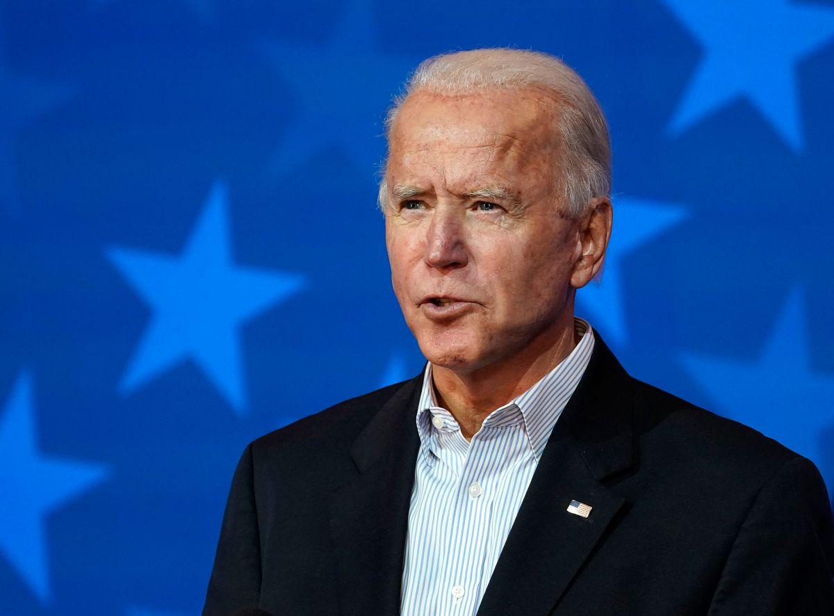 Biden recibe primer informe de inteligencia como presidente electo