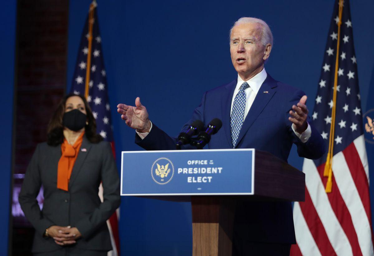 Joe Biden no ordenará un cierre general en EE.UU. para controlar el coronavirus
