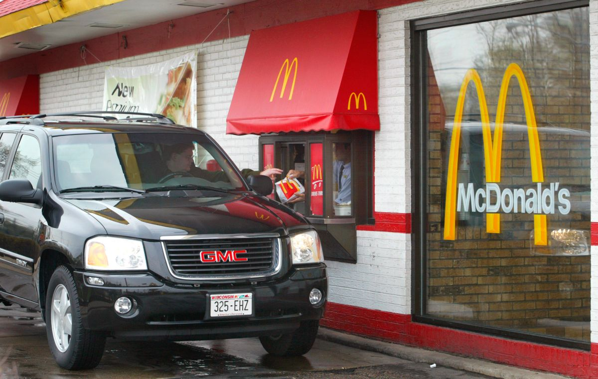 McDonald's has a plan to make your drive-thru orders go faster