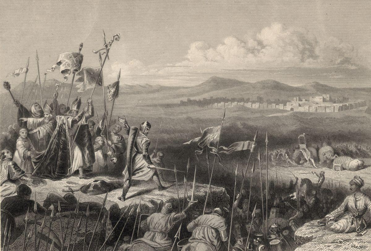 Cuándo fueron los humanos a la guerra por primera vez