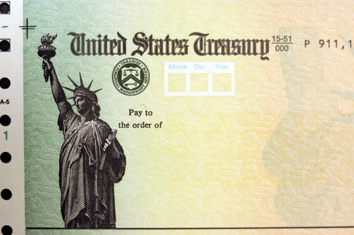 Why haven't every citizen of the United States received their first stimulus check?