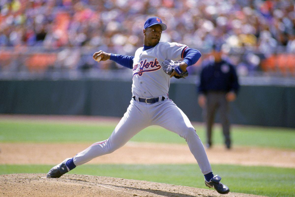 Gooden ganó el Premio Cy Young con los Mets en 1985.