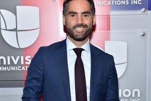 Aunque ya no está en Univision, Enrique Acevedo felicitó al nuevo ejecutivo de noticias