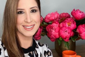 Elyangelica Gónzalez de 'Despierta América', pasó su cumpleaños sin saber si tiene coronavirus