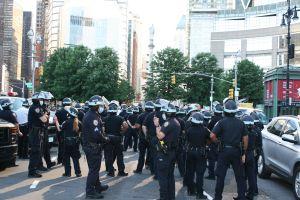 """Policía de la Ciudad de Nueva York: """"Estamos preparados para lo peor"""" el día de las elecciones"""