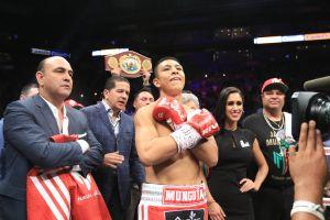 "Tras victoria contra Johnson, el ""Munguía Team"" pide pelea con ""Canelo"" Álvarez o Gennady Golovkin"