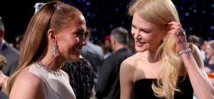 Nicole Kidman hizo llorar a Jennifer López