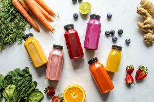 Cuáles son las mejores combinaciones de jugos para depurar el organismo y acelerar el metabolismo