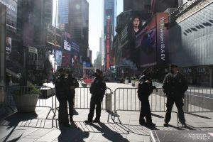 Policía en 'alerta máxima' por convocatoria de varias jornadas de protestas en la ciudad de Nueva York