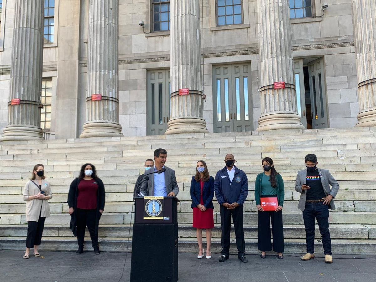 New York immigrants will be able to vote in municipal elections