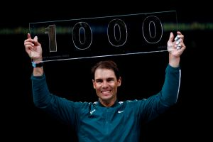 ¡Mil alegrías! Rafael Nadal alcanzó el triunfo 1,000 de su carrera
