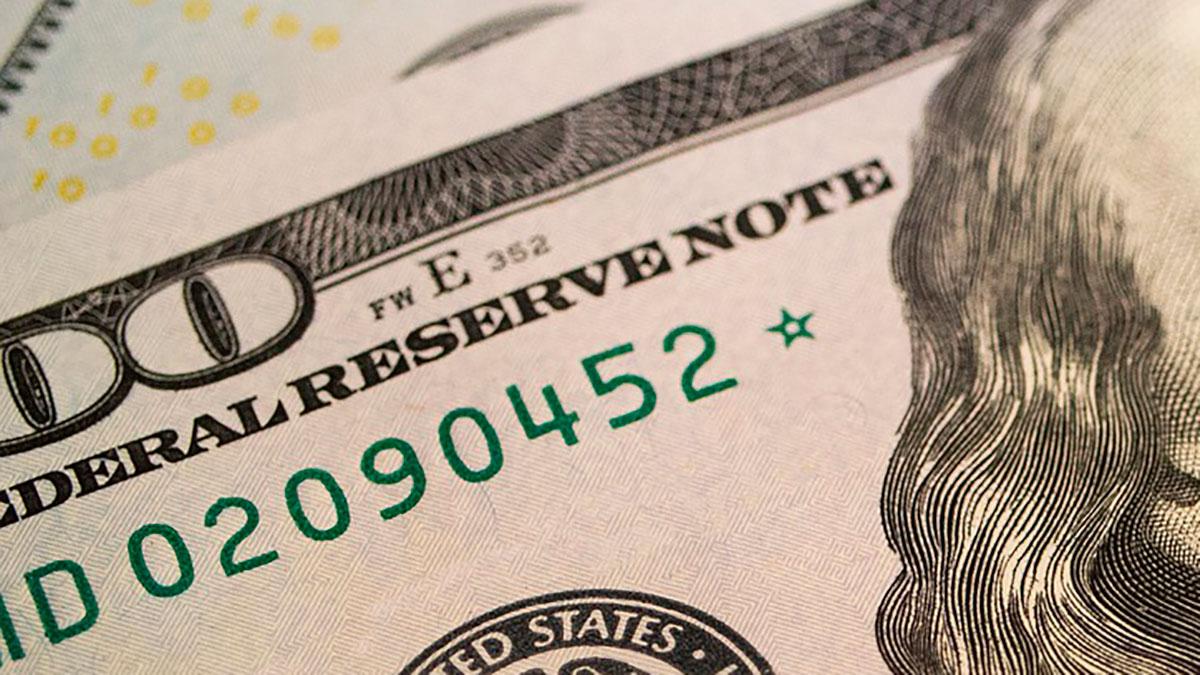 Billete de $20 ahora vale más de $100,000 porque el gobierno lo imprimió con una etiqueta de Del Monte