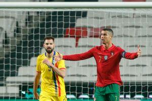 Cristiano Ronaldo y Portugal pulverizan a Andorra en partido amistoso