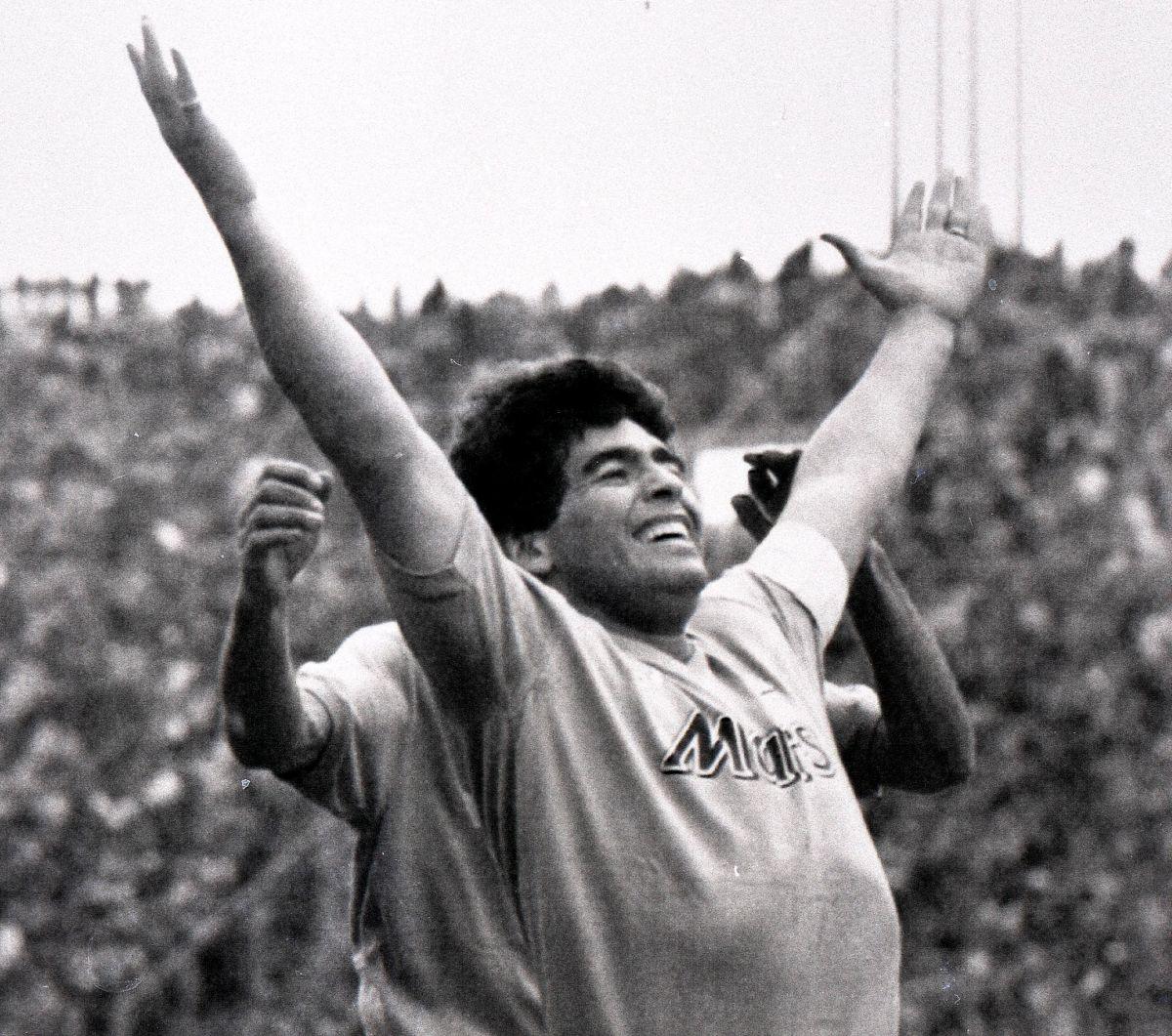 El velatorio de Maradona será en la Casa Rosada, esperan a un millón de personas