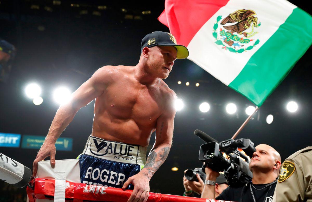 """Saúl """"Canelo"""" Álvarez confirma que volverá al ring en diciembre contra Callum Smith"""